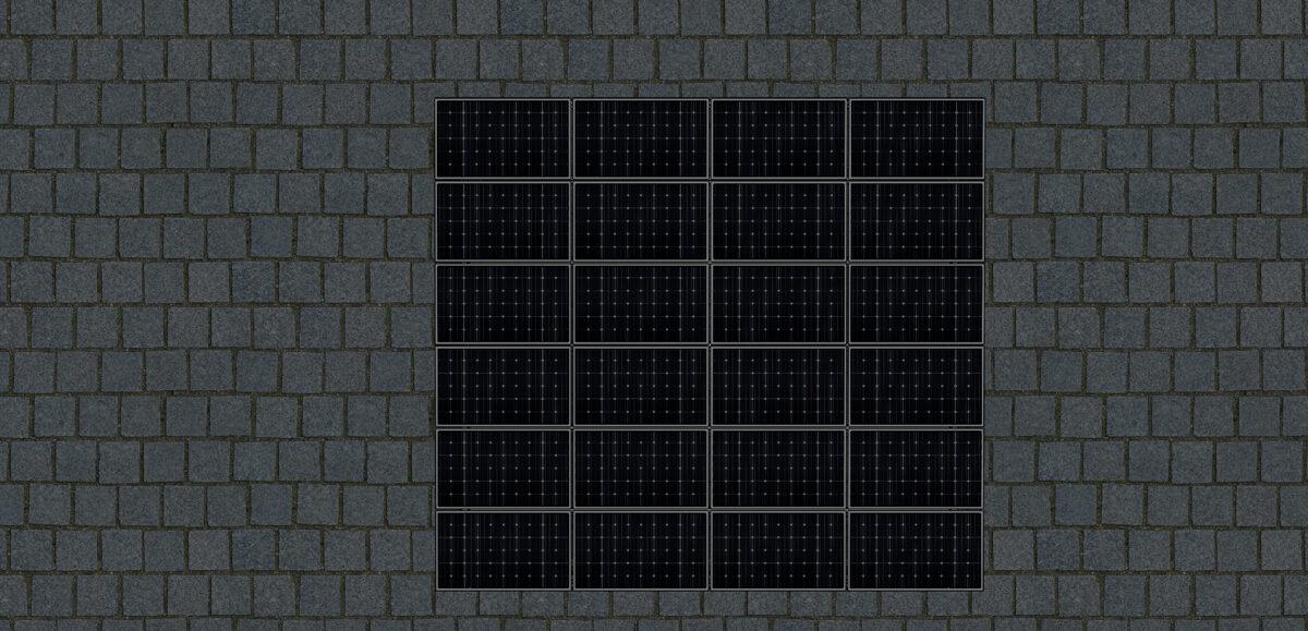 SOLIPORT 7.9 kW (40 m2)